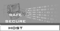 Safe Secure Host Home Page
